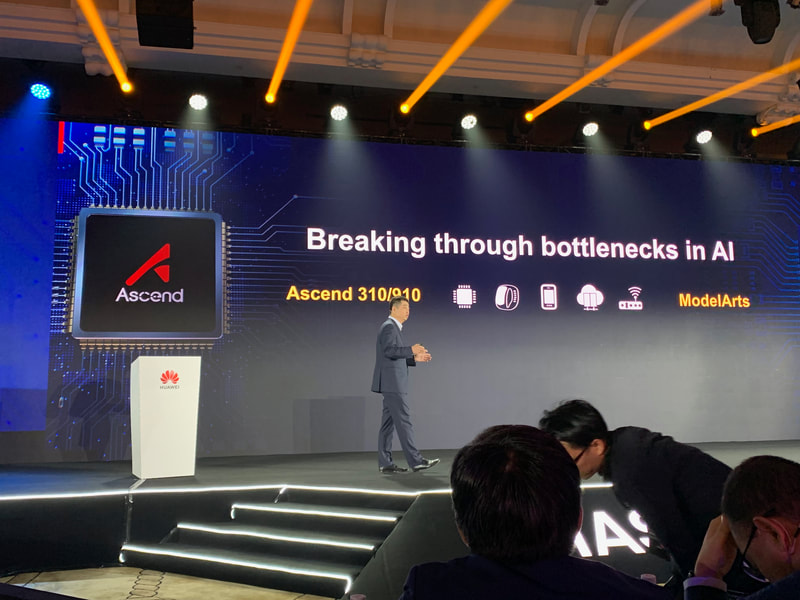 Huawei's Ascend 310 AI chip